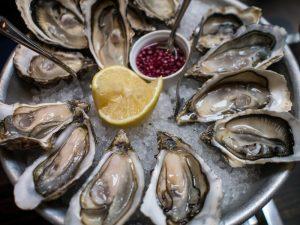 oyster zinc